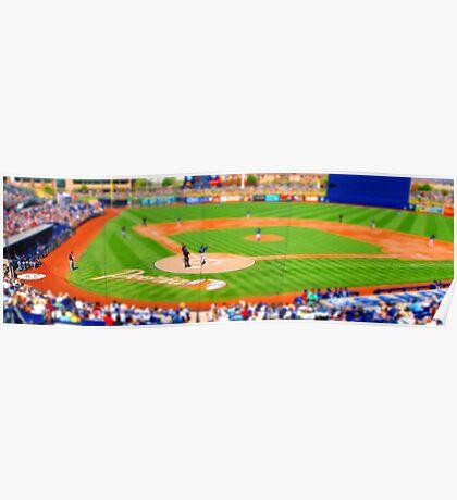tiny baseball game Poster