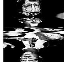 Bill Gates 2. Photographic Print