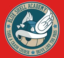 Blue Shell Academy Kids Clothes