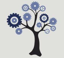 Gear Tree by Revital  N