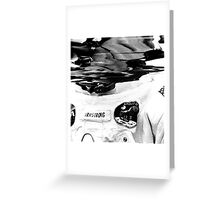 Neil Armstrong. Greeting Card