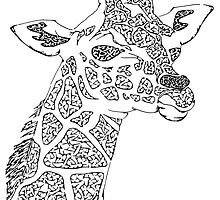 Giraffe by bsdstudios