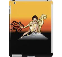 Twisted - Wild Tales: MAKATZA and the Cheetah iPad Case/Skin