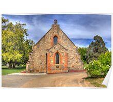 St. Matthias' Anglican Church Bombala NSW no 2 Poster