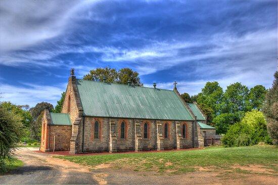St. Matthias' Anglican Church Bombala NSW no4 by Kym Bradley