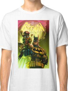 Bat Attack Classic T-Shirt