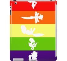 rainbows shades iPad Case/Skin