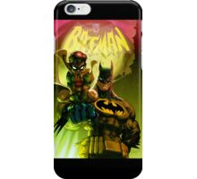 Bat Attack iPhone Case/Skin