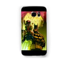 Bat Attack Samsung Galaxy Case/Skin