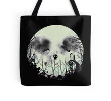 Halloween Town Tote Bag