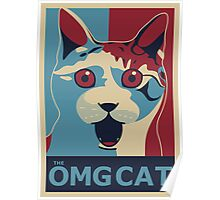 The OMG Cat Poster