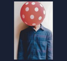 balloon head Kids Tee