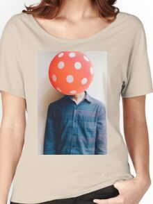 balloon head Women's Relaxed Fit T-Shirt