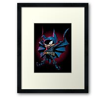 Bat-Mite Framed Print