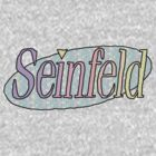 Seinfeld Logo - Hawaii Y2K  by AreYouRevolting
