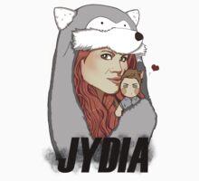 Jydia by Littleartbot