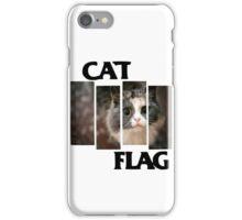 Cat Flag iPhone Case/Skin