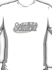 Seinfeld Logo - Hologram Y2K T-Shirt