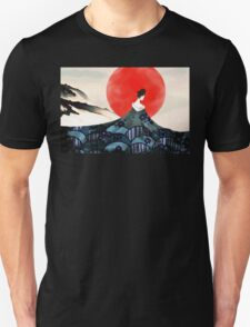 Beauty of Ancient Times Unisex T-Shirt