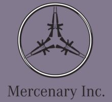 Mercedes Mercenary Kids Clothes