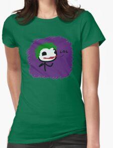 LOL Joker Womens Fitted T-Shirt