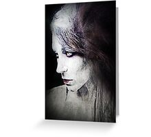 Onryo II Greeting Card