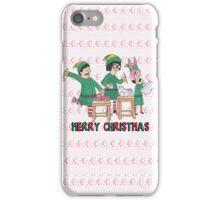 Bobs Burgers Christmas iPhone Case/Skin