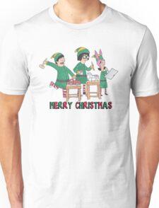 Bobs Burgers Christmas Unisex T-Shirt