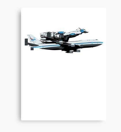 The Final Flight Canvas Print