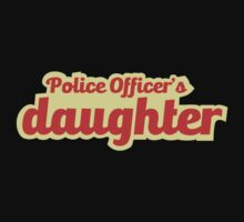 Police Officer's Daughter by mycraft