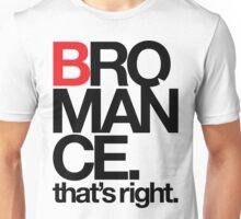 BROMANCE (light) Unisex T-Shirt