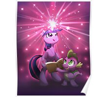 Twilight Sparkle Magic Poster