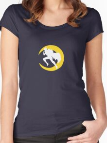 In the Name of the Moon Women's Fitted Scoop T-Shirt