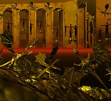 Guards Of Golden Gates by Lemarly