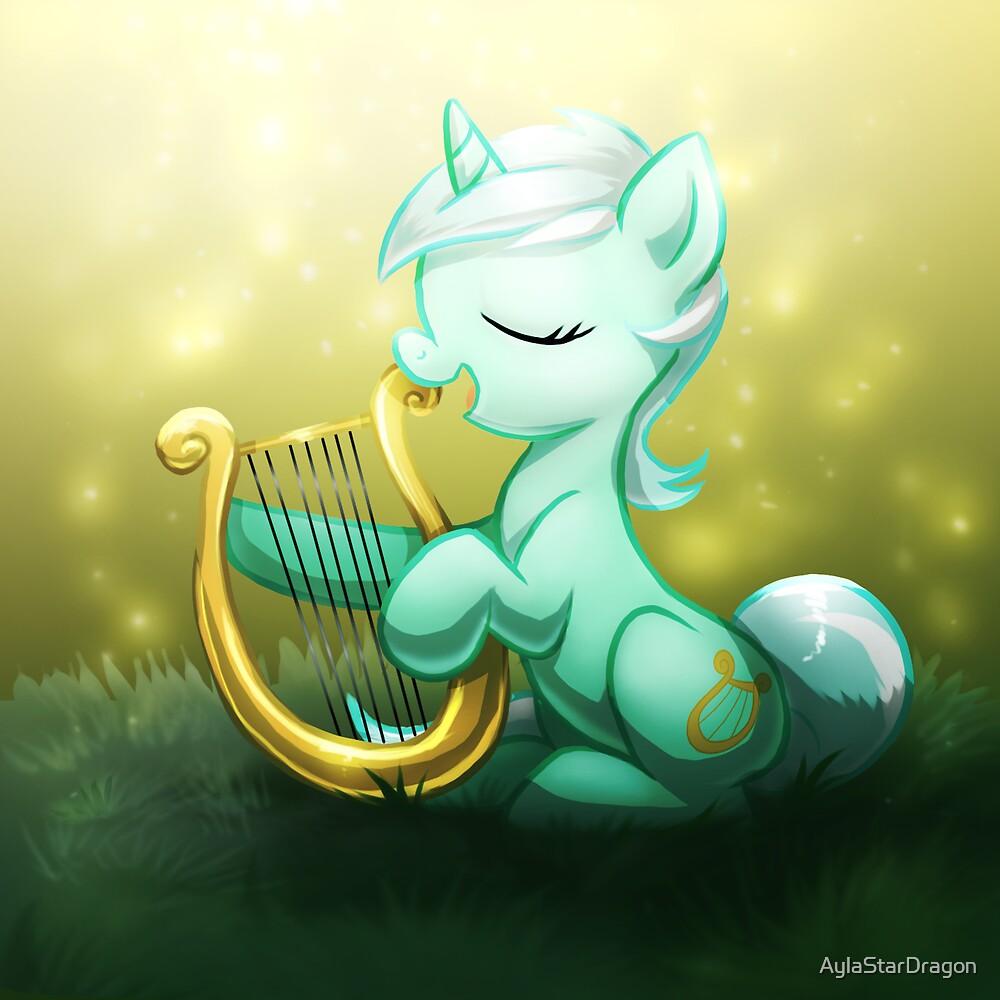 Lyra's Song by AylaStarDragon