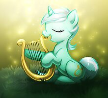 Lyra's Song by AylaStarDragon