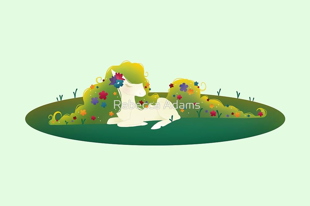 Sunshine & Flowers by Rebecca Adams