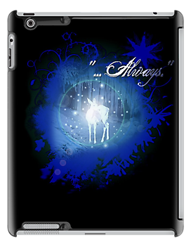 "I-Pad ""Always"" - Black edit by scatharis"