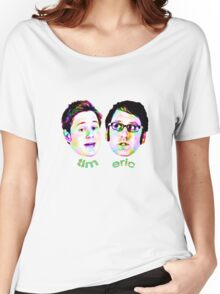 Tim and Eric Awesome Show Great Job! - Tim/Eric Women's Relaxed Fit T-Shirt