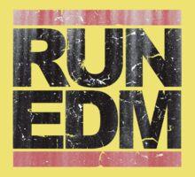 RUN EDM Vintage Kids Clothes