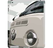 White VW Bay iPad Case iPad Case/Skin