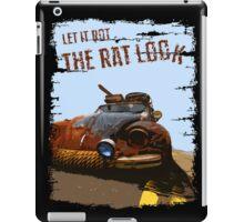 VW RAT Beetle iPad Case iPad Case/Skin