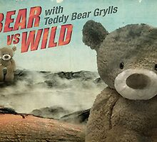 Teddy Bear Grylls by vinpez