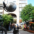 Tacheles Gallery by dyanera