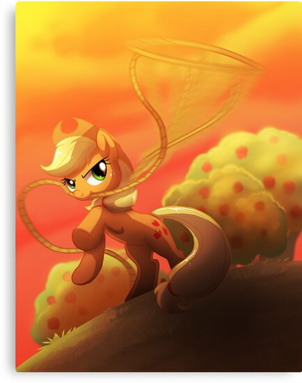 Applejack's Lasso by AylaStarDragon