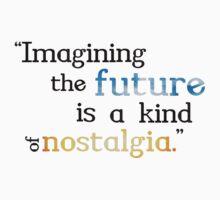 Futuristic Nostalgia by Khanicus Designs