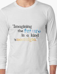 Futuristic Nostalgia Long Sleeve T-Shirt