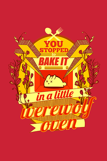 A Little Werewolf Oven! by glower
