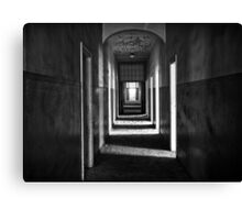Within These Walls Canvas Print