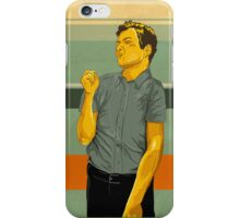 stuck in a moment iPhone Case/Skin